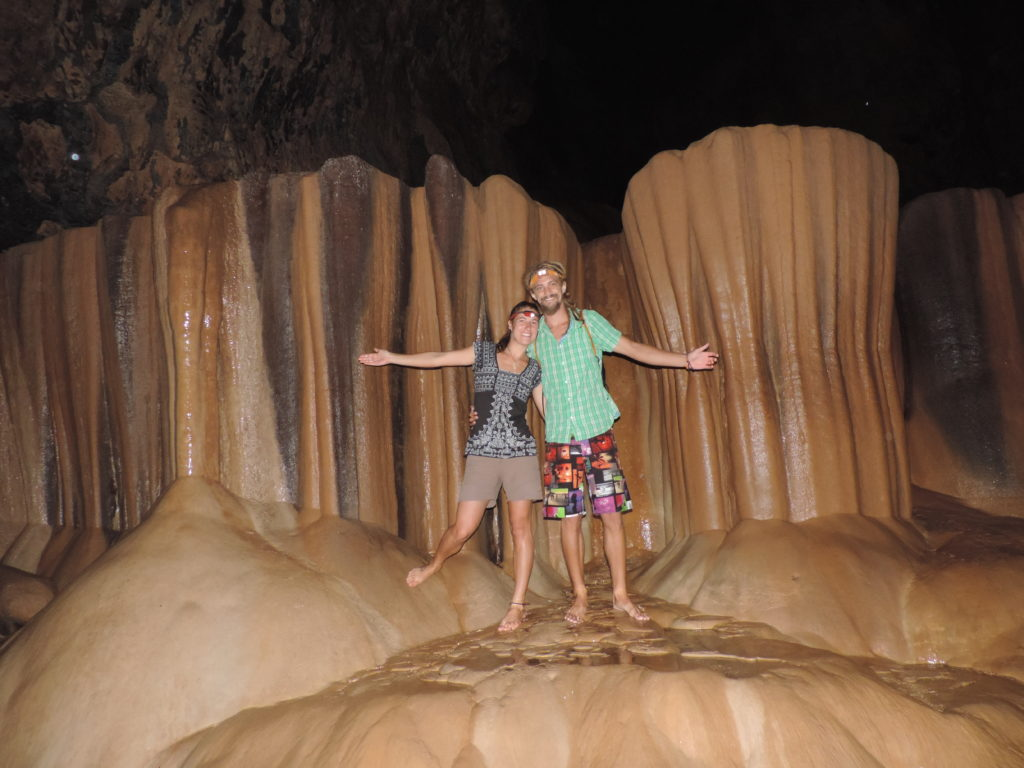 Caving in Northern Luzon